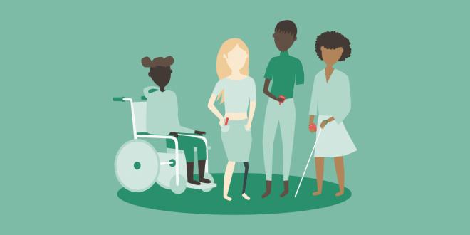 جقزق ذوي الاجتياجات الخاصة